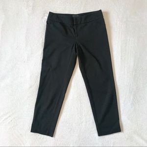 Cynthia Rowley Black Crop Pants